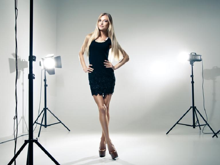 Работа моделью-фотомоделью в России с ежемесячной